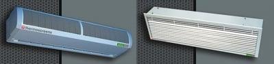 Termoscreen C1500A NT ВЪЗДУШНИ