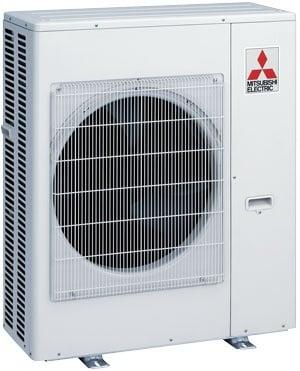 MITSUBISHI ELECTRIC MXZ-6D122VA (1:6)
